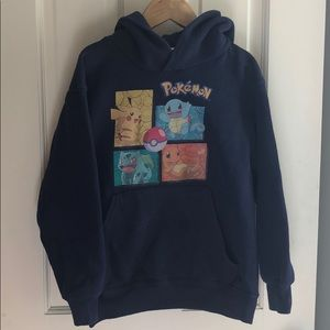 Boy's Pokémon Hoodie Sweatshirt